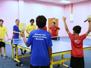 PE Activity - Table Tennis