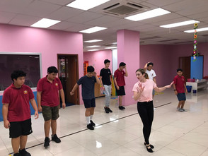 Afro-Latin Fusion Club with Ms.Maria