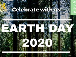Special Earth-Day Lesson Tomorrow