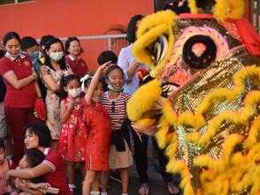 JIS Lion Dance 2020 Photo Gallery