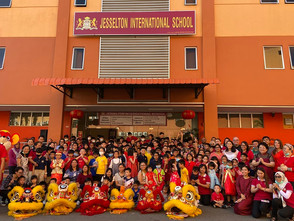 Borneo Post Article: JIS a stepping stone for students planning to study overseas