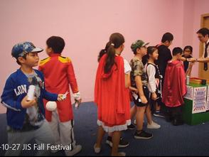 JIS Fall Festival 2019 VIDEO