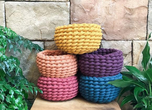Calypso - Cotton Braided Basket