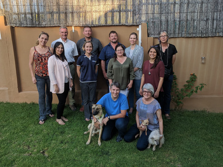 Meet the new SPCA Windhoek Team