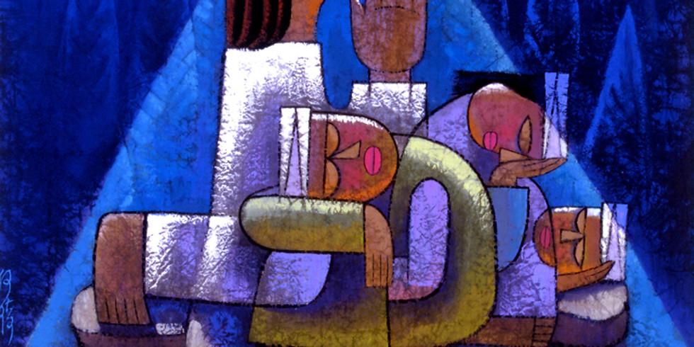Watch in the Garden of Gethsemane
