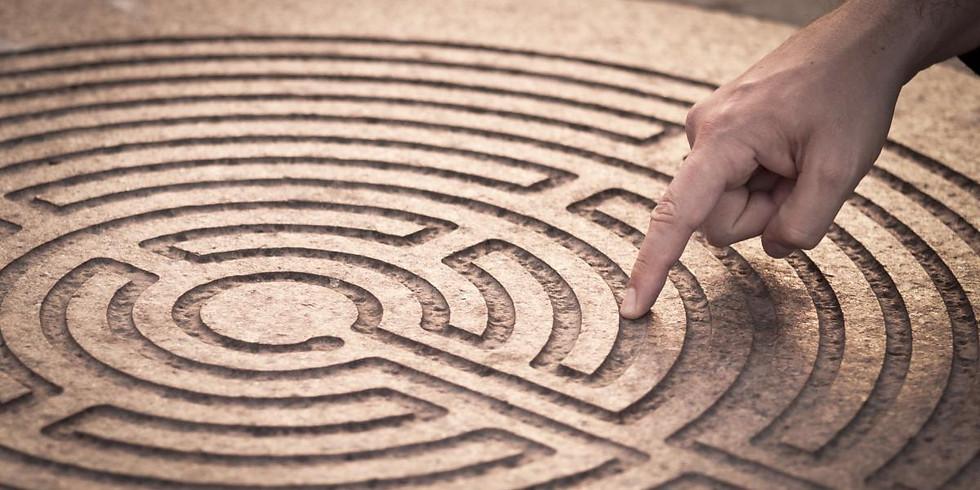 Virtual Labyrinth Walk