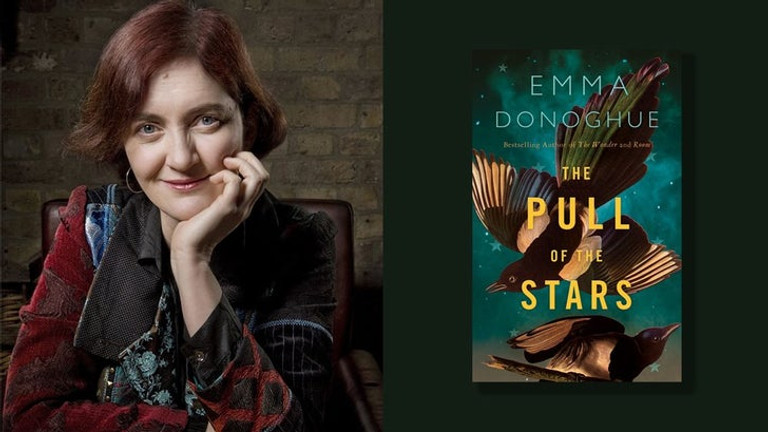 Trinity Book Club: The Pull of the Stars