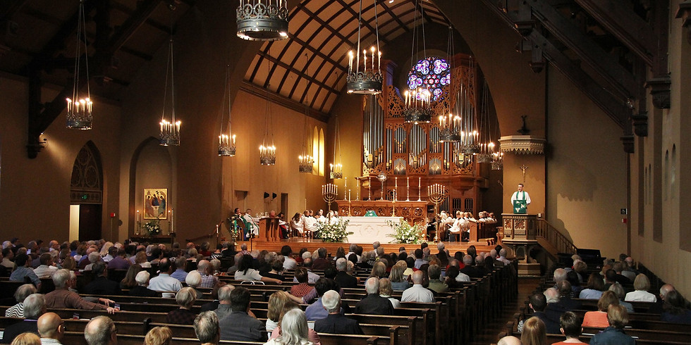 10:00 am Eucharist Livestream