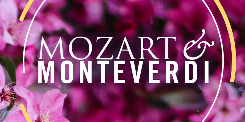Seraphic Fire: Mozart & Monteverdi