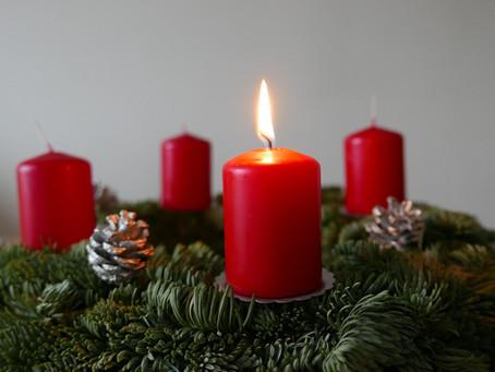 """Faith at Home: Advent """"Play""""list"""