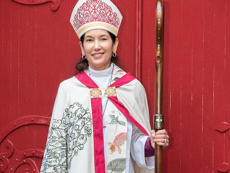 The Rt. Rev'd Dr. Diana Akiyama Ordained & Consecrated as 11th Bishop of Oregon