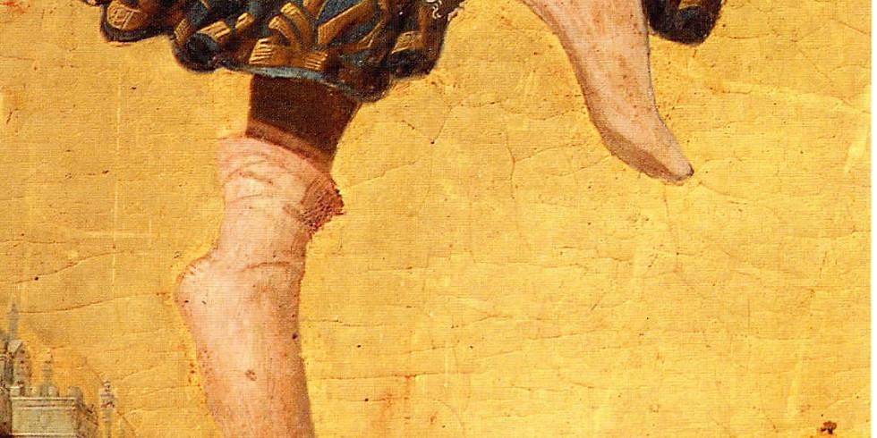 Online Diocesan Art Exhibit: Ascension