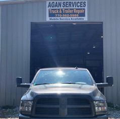 A good customer of ours getting a service!