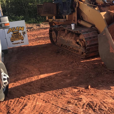 Yes, we work on heavy duty equipment and machinery too!