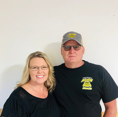Meet the owners, Christy & Shelby Agan.