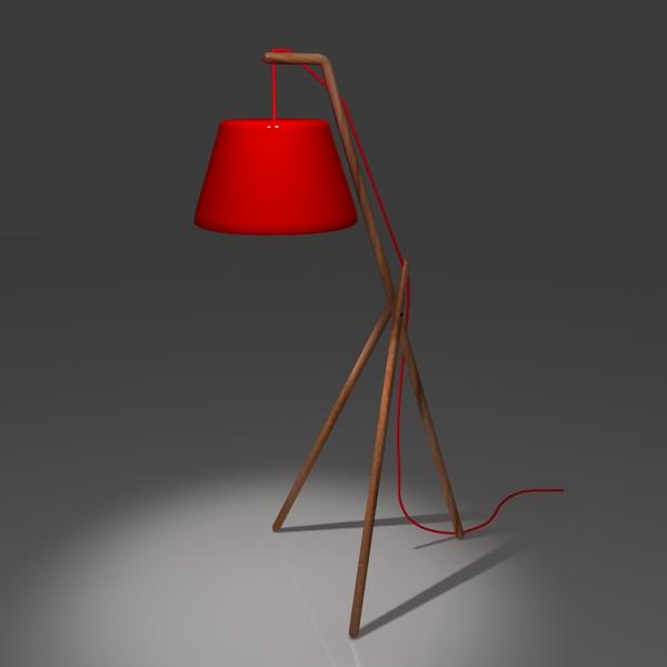 lampara pie 1