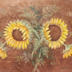Paired Sunflowers