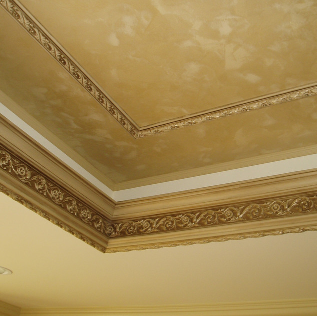 Ceiling and Moldings