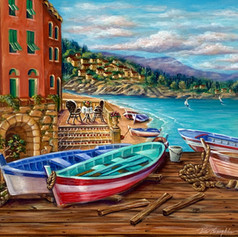 Boats By The Bay