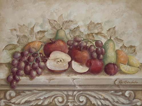 Fruit & Scroll with Apples