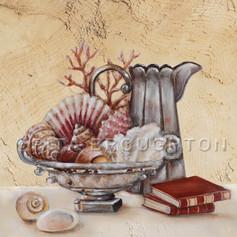Ocean Treasure with Books