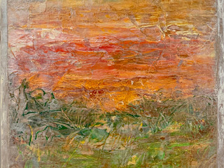 Sunset Meadow I