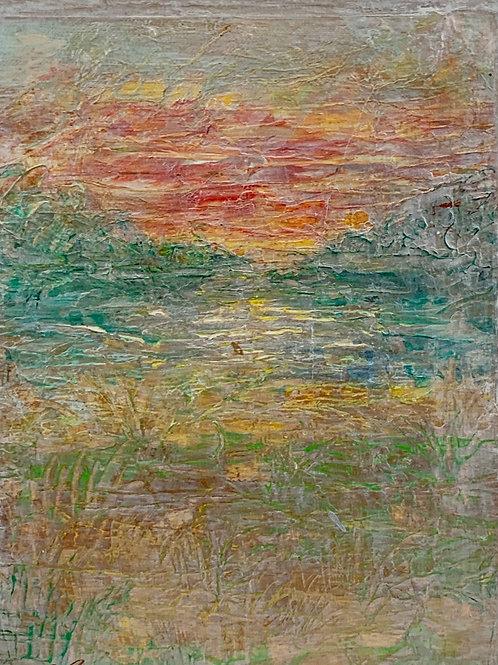 Sunset Meadow 2