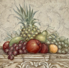 Fruit & Scroll with Pineapple