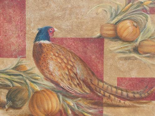"Original Painting ""Pheasant I"""