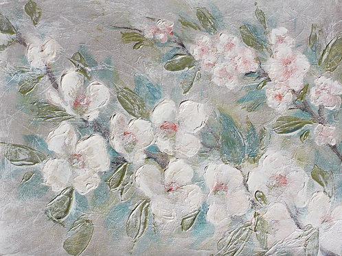 "Original Painting ""Sweet Blossoms"""