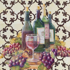 Wine Trellis II