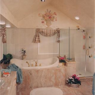 Bath walls