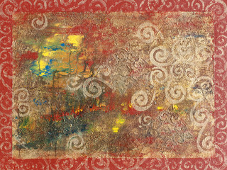 Textural Abstract