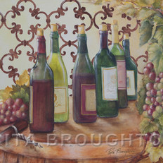Wine Trellis I