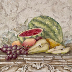 Fruit & Scroll with Watermelon