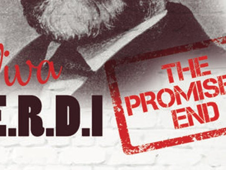 Director's Salon I:  Viva V.E.R.D.I – The Promised End