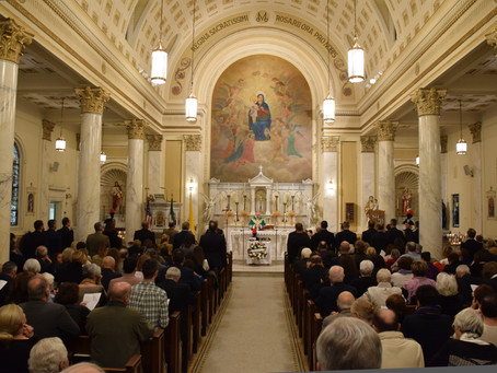 New Priests Assigned to Holy Rosary Church