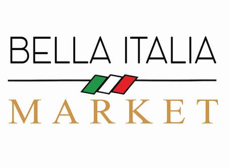 Bella Italia Market Coming to Casa Italiana!