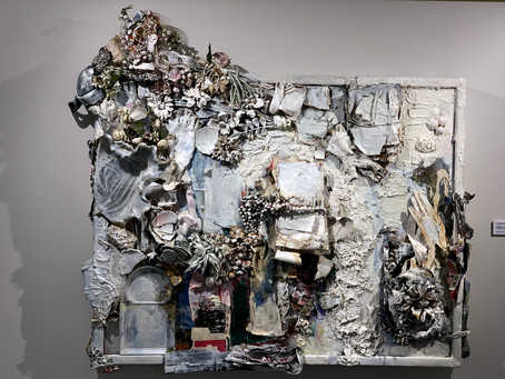 "Cianne Fragione's ""Reliquary"""