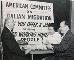 American Committee Italian Migration-202