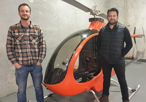 Predator Free 2050 DOC drone ECT