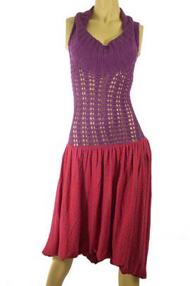 Knit/Crochet Dress