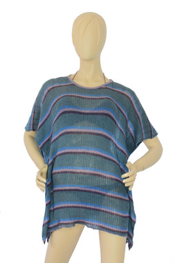 Knit Fabric Cover Up