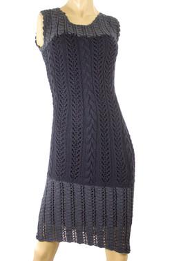 Handmade Knit Dress