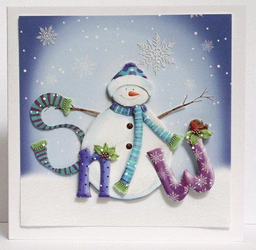Snow Snowman