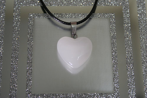 Heart Shaped Precious Stone