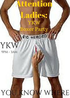 Boxer Party