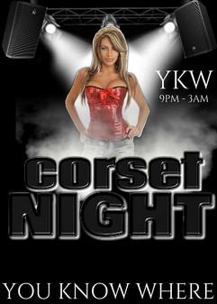 Corset Night