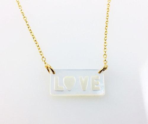 Collar LOVE 400 A16