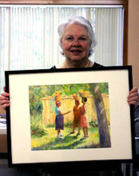 image of SWA Artist Diana Thewlis